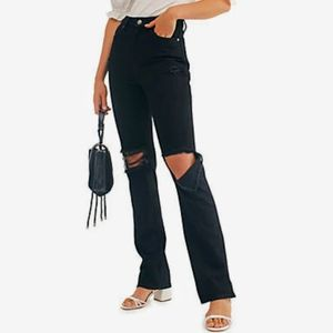 Free People In My Own Lane Jeans